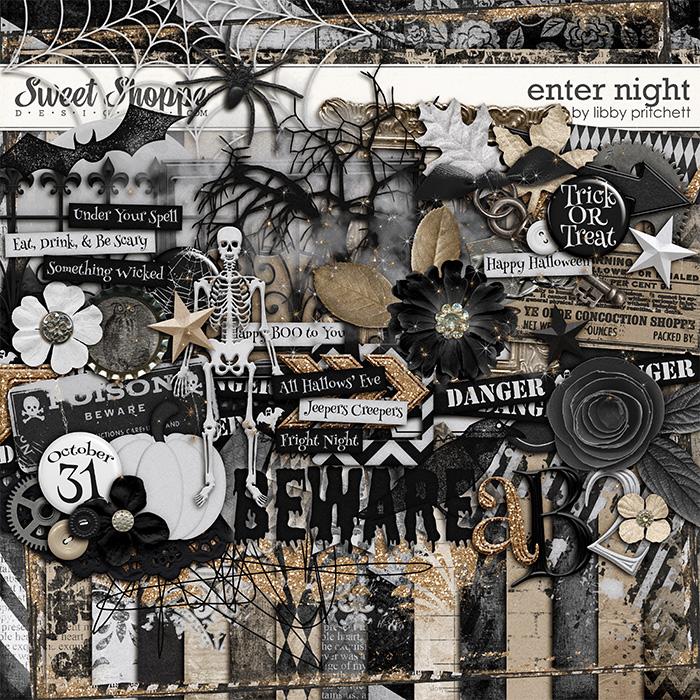 Enter Night by Libby Pritchett