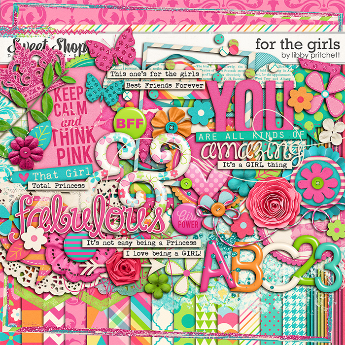 For The Girls by Libby Pritchett