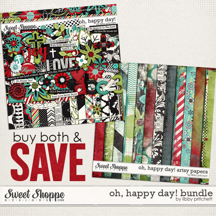 Oh, Happy Day! Bundle by Libby Pritchett