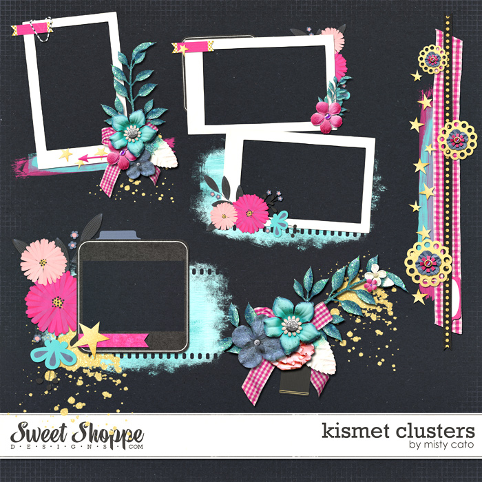 Kismet Clusters by Misty Cato
