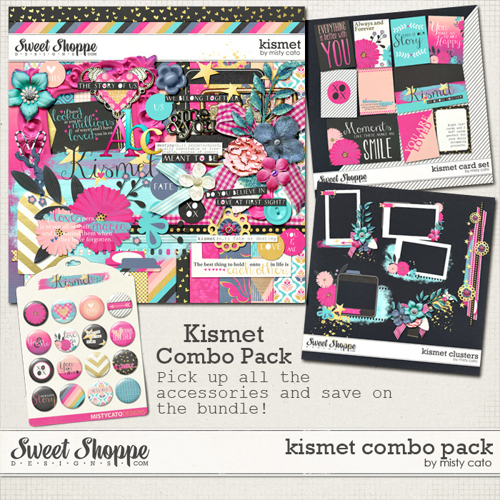Kismet Combo Pack by Misty Cato