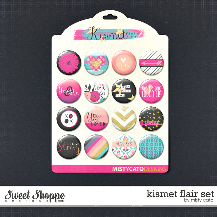 Kismet Flair Set by Misty Cato