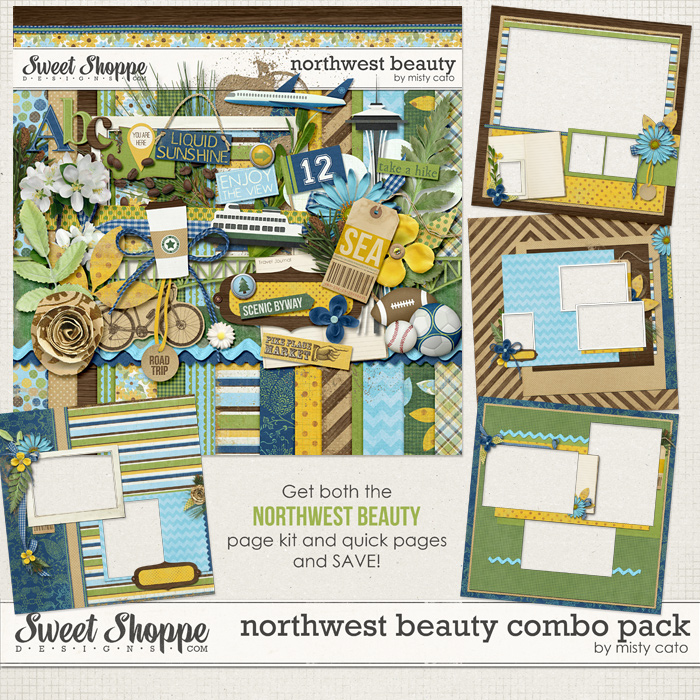 Northwest Beauty Combo Pack by Misty Cato