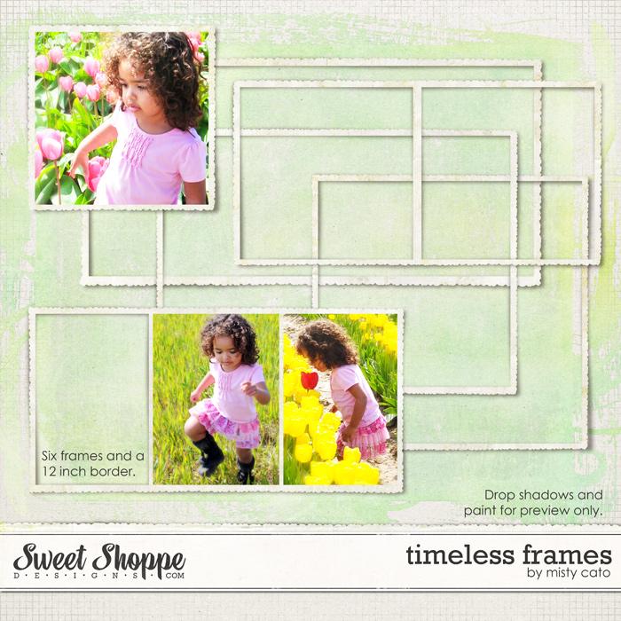 Timeless Frames by Misty Cato
