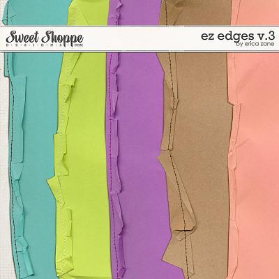 EZ Edges v.3 by Erica Zane