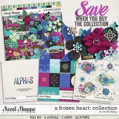 A Frozen Heart: COLLECTION by Studio Flergs