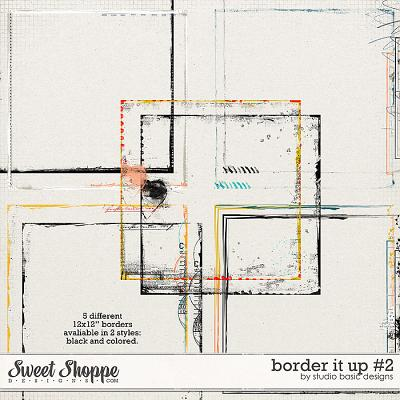 Border It Up #2 by Studio Basic