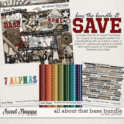 All About That Base Bundle by Libby Pritchett
