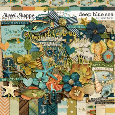 Deep Blue Sea :. by Studio Flergs