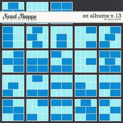 EZ Albums v.13 by Erica Zane