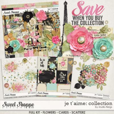 je t`aime: COLLECTION by Studio Flergs