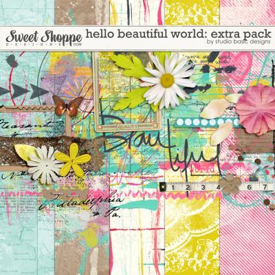 Hello Beautiful World: Extra Pack by Studio Basic