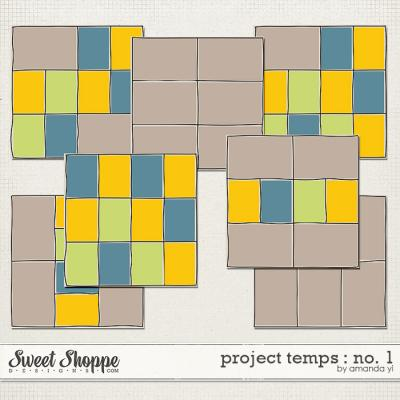 Project Temps : No. 1 by Amanda Yi