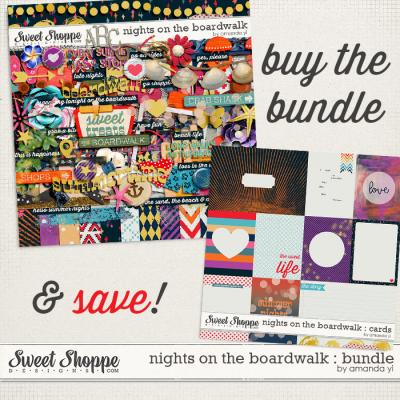 Nights On The Boardwalk : Bundle by Amanda Yi
