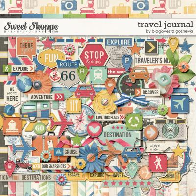 Travel Journal by Blagovesta Gosheva