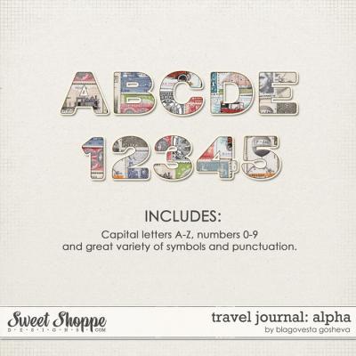 Travel Journal: Alpha by Blagovesta Gosheva