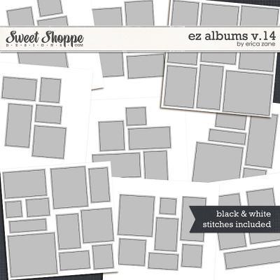 EZ Albums v.14 by Erica Zane