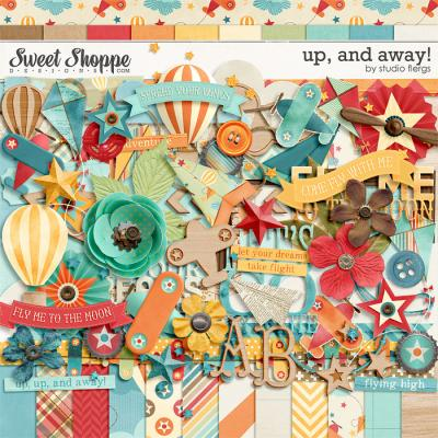 Up & Away!: by Studio Flergs