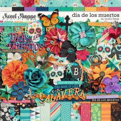dia de los muertos by Studio Flergs