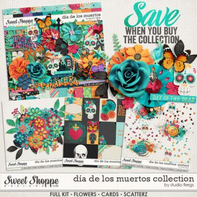 dia de los muertos: COLLECTION by Studio Flergs