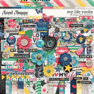 My Life Rocks by Blagovesta Gosheva