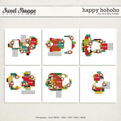 Happy Ho Ho Ho by Two Tiny Turtles