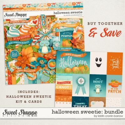 Halloween Sweetie: Bundle by Kristin Cronin-Barrow