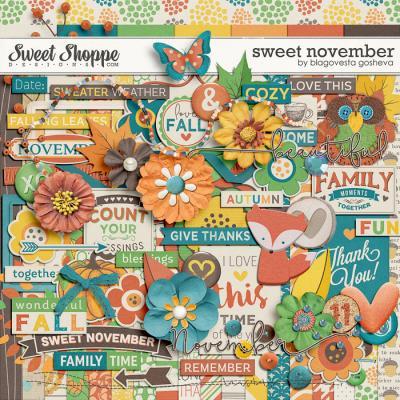 Sweet November by Blagovesta Gosheva