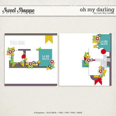Oh My Darling by Two Tiny Turtles