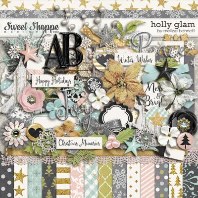 Holly Glam by Melissa Bennett