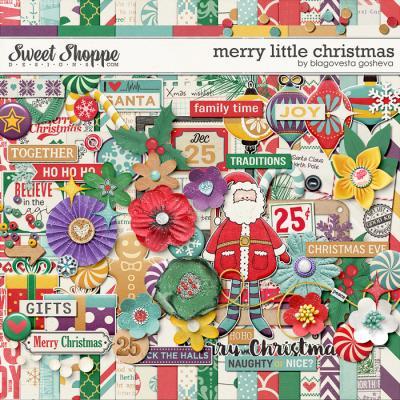 Merry Little Christmas by Blagovesta Gosheva