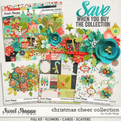 christmas cheer: COLLECTION by Studio Flergs