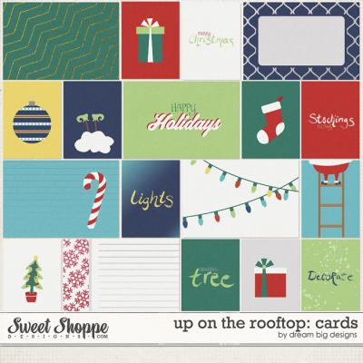 Up on the Rooftop: Cards by Dream Big Designs