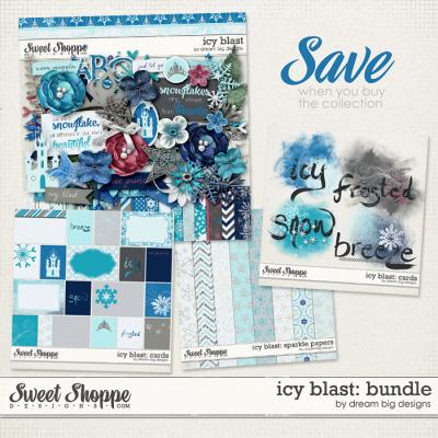 Icy Blast: Bundle by Dream Big Designs