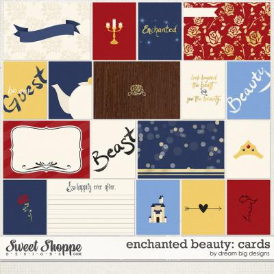 Enchanted Beauty: Cards by Dream Big Designs