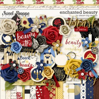 Enchanted Beauty by Dream Big Designs