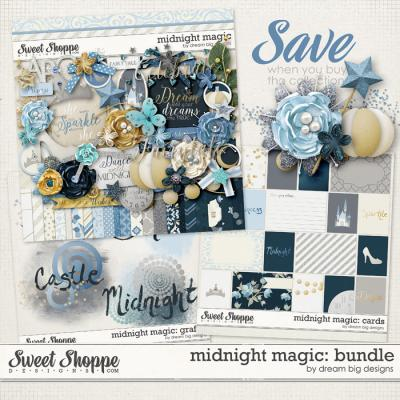 Midnight Magic: Bundle by Dream Big Designs