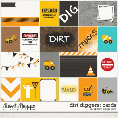 Dirt Diggers: Cards by Dream Big Designs
