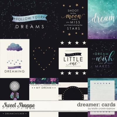 Dreamer: Cards by Kristin Cronin-Barrow
