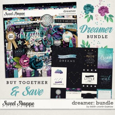 Dreamer: Bundle by Kristin Cronin-Barrow