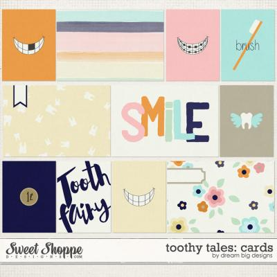 Toothy Tales: Cards by Dream Big Designs