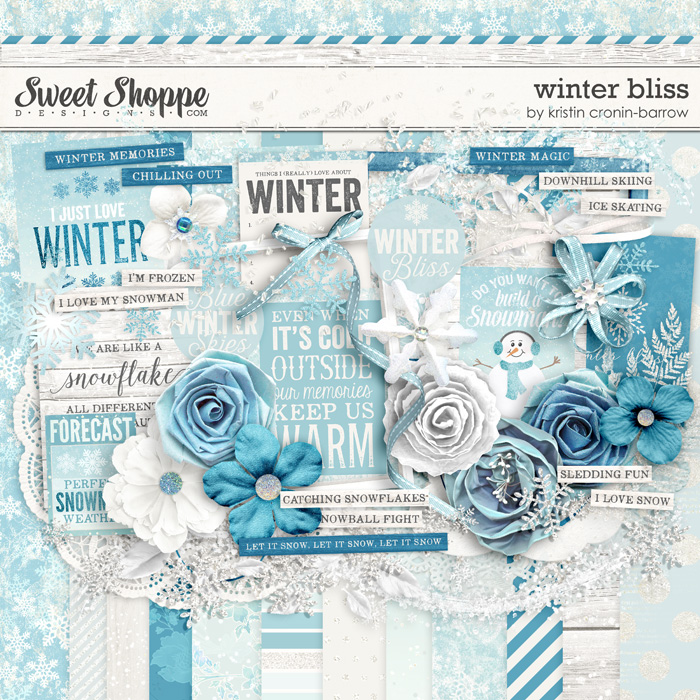 Winter Bliss by Kristin Cronin-Barrow