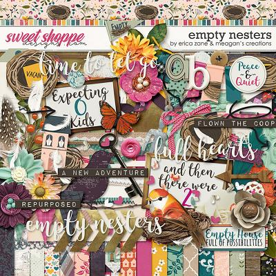 Empty Nesters by Erica Zane & Meagan's Creations