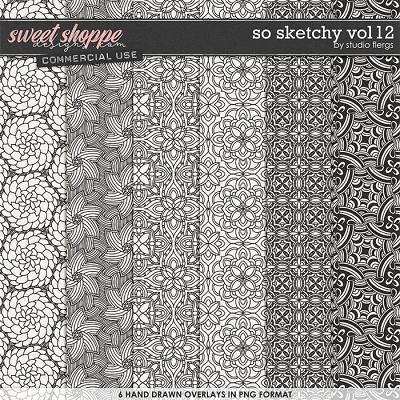So Sketchy VOL 12 by Studio Flergs
