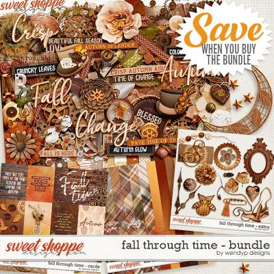 Fall through time - Bundle & *FWP* by WendyP Designs