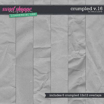 Crumpled v.16 by Erica Zane