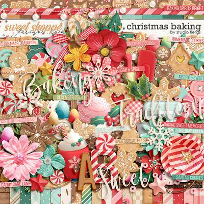 Christmas Baking by Studio Flergs