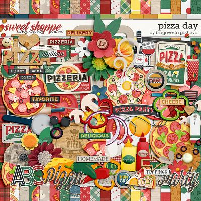 Pizza Day by Blagovesta Gosheva
