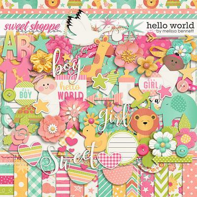 Hello World by Melissa Bennett