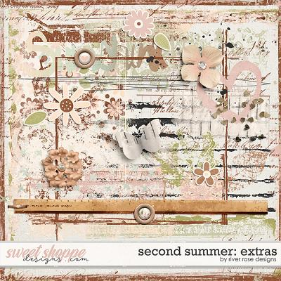 Second Summer: Extras by River Rose Designs